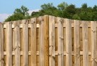 Forest Lake Back yard fencing 21