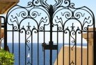 Forest Lake Wrought iron fencing 13