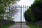 Forest Lake Wrought iron fencing 9